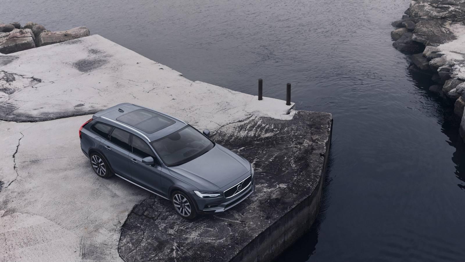 Kompletní zimní kola Volvo